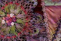 Flores a Crochet / by María Cordova