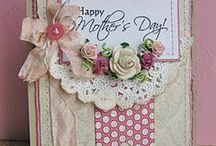 Card Making - Mother's Day
