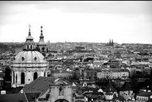 Prague B&W