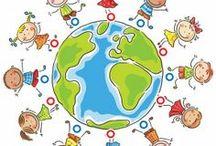 wereld / by jenny van losser