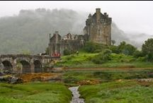 Scotland / Amazing and beautiful and magical. I lived in Scotland for nearly a year, these photos bring back memories and make me want to visit Caledonia!