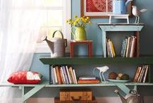 DIY Projects for the Home / DIY projects for creating things for your home.