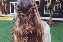 Hair Styles We Love / Styles that inspire.