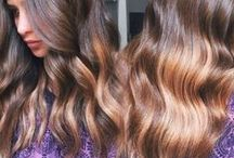 Ombre + Bayalage