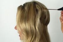 Long and Full (Extension Styles) / What style inspires you to style your Top Knot Extensions?