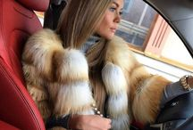 Fox fur / fox fur coats and jackets.. elegance and beauty for classy people.. fur is fashion