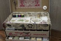 SEWING BOX pour mes yeux ;)