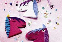 Basteln mit Kindern / Deko, Schmuck und Spiel-Ideen zum Selbermachen: Auf diesem Board liefern deine DIY-Experten von Makerist Bastelideen für Kinder - mit Kindern!