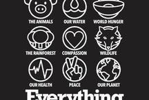 Vegan / Vegan facts and recipes