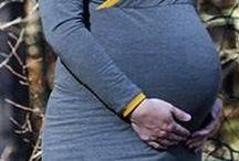 Umstandskleidung nähen / Umstandsmode einfach selber nähen: Schnittmuster und Nähanleitungen für Schwangerschaftskleidung gibt es hier!