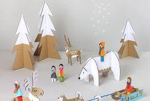 Basteln im Advent mit Familie.de / Weihnachtszeit ist Bastelzeit! Vom Adventskranz bis hin zum DIY-Geschenk für Oma: Familie.de zeigt die schönsten Ideen zum Kreativwerden mit Kids. Noch mehr Ideen gibt's unter www.familie.de/weihnachten