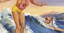Island Art / Art associated with Pacific Islands, including Hawaii.
