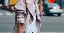 Outfitinspo: Pink Coats/ rosa Mäntel / Pinke Mäntel sind einer der Trends im Herbst/ Winter 2017. So kombiniert man die rosa Mäntel - ob Trenchcoat, Oversize Modell oder Wollmantel.