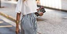 Outfitinspo: Stripes/ Streifen