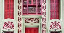 Doors / Images of doors on all sorts of buildings in places all over the world.