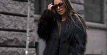 Outfitinspo: Black Fake Fur