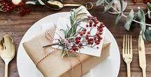DIY & Deko: Christmas Table Setting