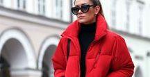 Outfitinspo: Trendfarbe Rot / Wir sehen rot, jedoch im positiven Sinne! Rot ist DIE Trendfarbe der modischen Saison 2017/2018 - so stylt ihr den Trend zu einem stylischen Streetstyle Look.