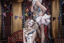 Circus Theme Birthday Carnival