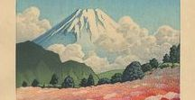 Japanese Art / This board has images of mostly traditional Japanese prints.