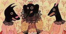 Nicholas Stevenson Illustrations / This board has images of illustrations made by Nicholas Stevenson.