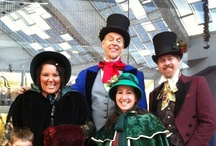 Holiday Events with The Original Dickens Carolers / Photos and video of events with The Original Dickens Carolers.