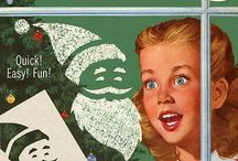Vintage Christmas / by Marilyn Beato