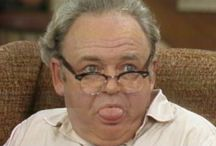Archie Bunker / by Marilyn Beato