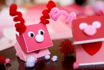 Valentine's Day Party / Valentine's day party is collaborative board in  Pinterest for those interested in promoting this traditional festivity of San Valentine through pictures, ideas, quotes..  #ValentinesDay #Valentines #SanValentines
