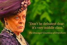 Downton Abbey / Downton Abbey / by Marilyn Beato