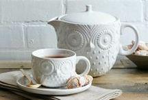 Coffe and tea.