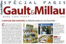 Traiteur gastronomique Atryum des saveurs de Paris 17eme / Nous vous accueillons sur Paris pour vous faire découvrir des recettes de la méditerranée, des nouvelles recettes et mets créatifs et gastronomiques (sans colorants, sans conservateurs) à base de produits ultra-frais, Buffets, cocktails toutes ocassions