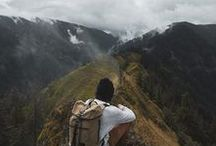 wanderlust / Into the wild