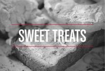 Sweet Treats / Because only a George Foreman grill can make desserts taste even better.