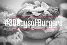#30DaysofBurgers / Salute to the American Burger! One of the most versatile foods on our menu...and beloved by George Foreman Grill fans everywhere. Here's to #BurgerNight!