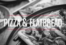 Pizza & Flatbread / Add pizzazz to your pizza [Even better than delivery]