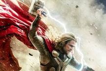 Thor Trilogy / The God of Thunder and The God of Tumblr