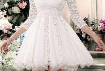 Konformation dresses / Konfirmation dresses