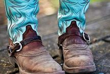 Belts & Boots / by Shelby Smith