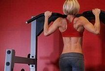Weight training / Body transformation in progress...