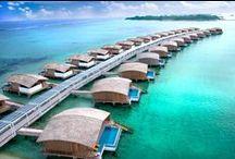 Maldives / クラブメッド モルディブ / Club Med Maldives  Kani Finolhu Finolhu Villa