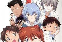 Neon Genesis Evangelion / A la mejor serie en Anime