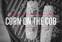 Corn on the Cob / Corn grillin' season is upon us. Who knew there were so many ways to make it!