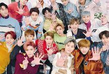 NCT  / Nct 2018 = NCT U, NCT 127, NCT Dream
