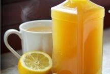 Syropy i soki dla zdrowia