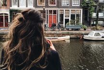 city adventures / Can we just skip to the part of my life where I travel the world
