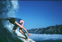 Surfing Photo's