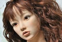 Art BJD  創作球体関節人形 / Art Ball Jointed Dolls (BJD)