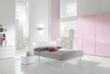 ピンクインテリア Pink interiors