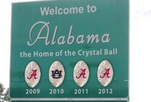 Sweet Home Alabama...... / I was born and raised in Alabama, I am a true southern girl at heart and always will be.  / by CANDI STEVENS